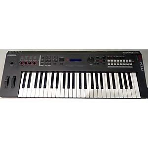 Pre-owned Yamaha MX49 49 Key Keyboard Workstation by Yamaha