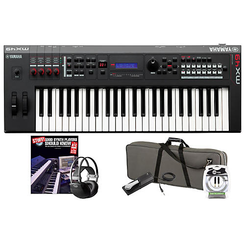 Yamaha MX49 Synth Package