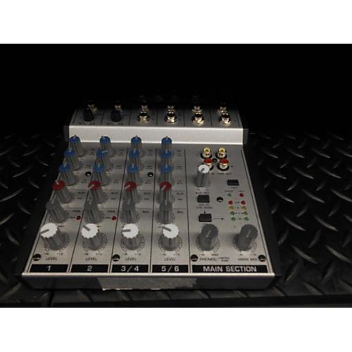 Behringer MX602A Unpowered Mixer