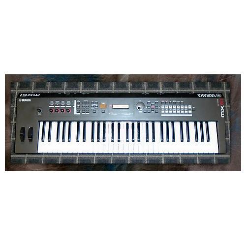 Yamaha MX61 61 Key Keyboard Workstation-thumbnail