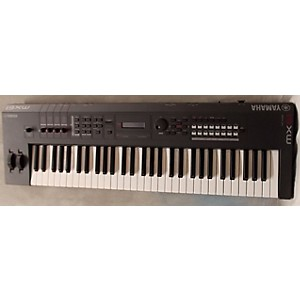 Pre-owned Yamaha MX61 61 Key Keyboard Workstation by Yamaha