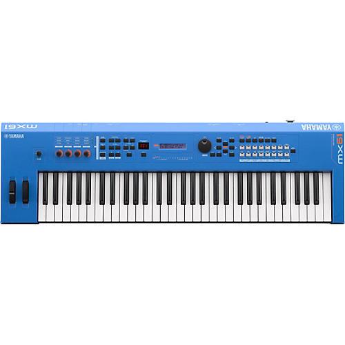 Yamaha MX61 61 Key Music Production Synthesizer-thumbnail