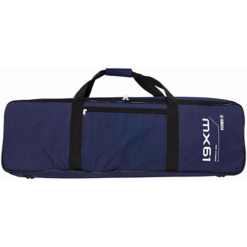 Yamaha MX61 Gig Bag Blue