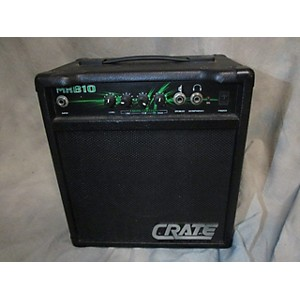 Pre-owned Crate MXB 10 Bass Combo Amp