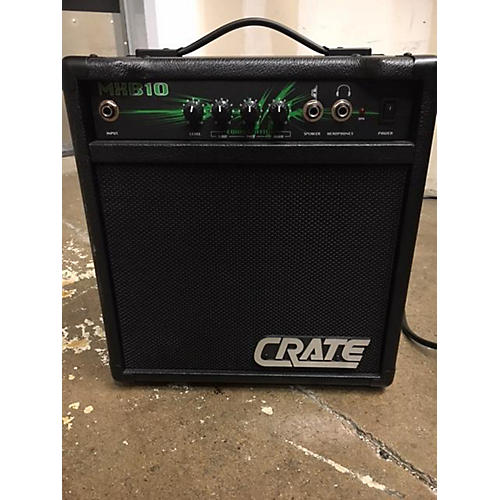 Crate MXB10 Bass Combo Amp