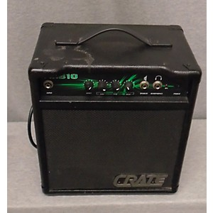 Pre-owned Crate MXB10 Battery Powered Amp by Crate