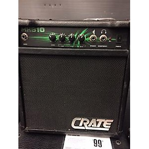 Pre-owned Crate MXB10 Mini Bass Amp