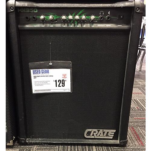 Crate MXB50 Bass Combo Amp