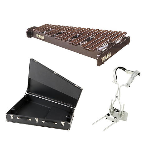 Yamaha MXL-32FWC  Multi-Application Xylophone with Carrier and Case-thumbnail