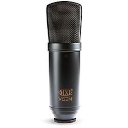 MXL V63M Condenser Studio Microphone with Shockmount (Kit-273158)