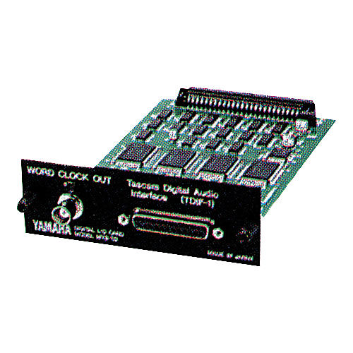 Yamaha MY8TD 8-Channel I/O TDIF Card for O1V-thumbnail