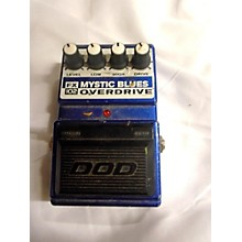 DOD MYSTIC BLUES OVERDIVE Effect Pedal