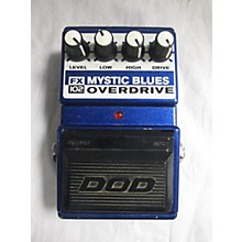 DOD MYSTIC BLUES OVERDRIVE Effect Pedal