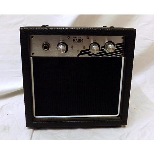 used first act ma104 guitar combo amp guitar center. Black Bedroom Furniture Sets. Home Design Ideas