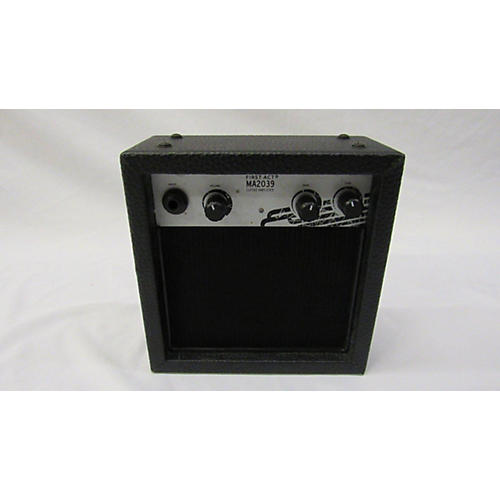 used first act ma2039 battery powered amp guitar center. Black Bedroom Furniture Sets. Home Design Ideas