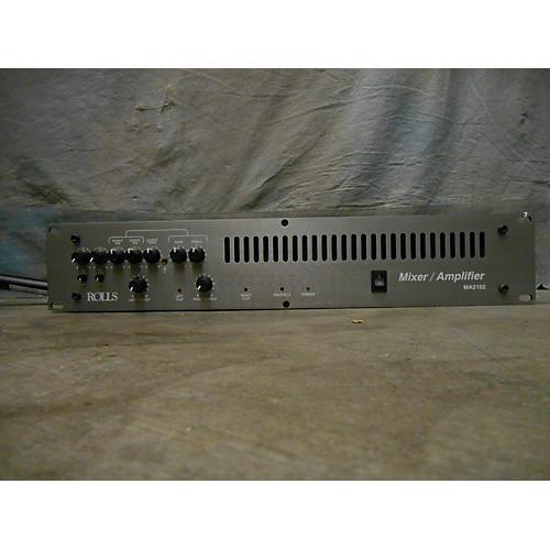 Rolls Ma2152 Powered Mixer-thumbnail