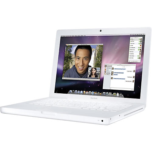 Apple MacBook 2.1GHz Intel Core 2 Duo - White
