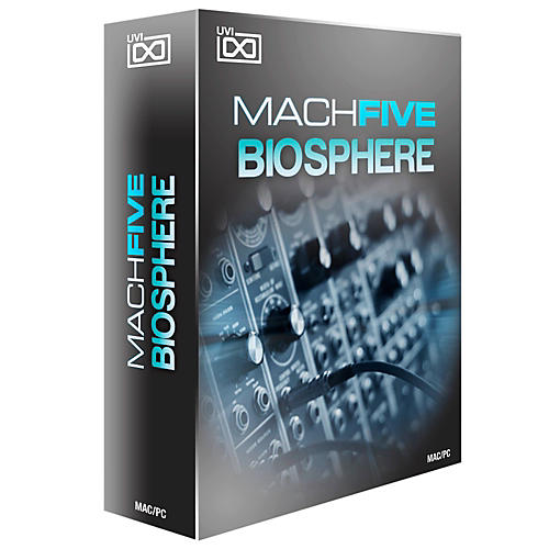UVI MachFive Biosphere Collection of Synthetic Sounds Software Download-thumbnail