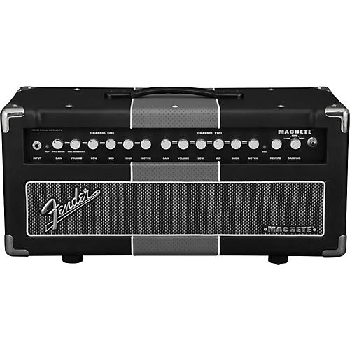 Fender Machete 50 50W Tube Guitar Amp Head Black