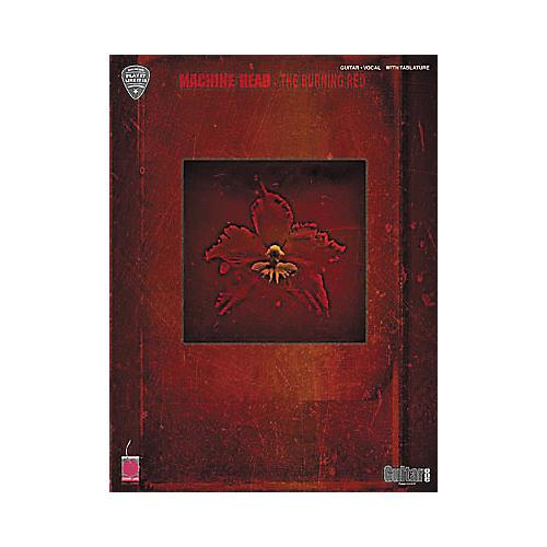 Cherry Lane Machine Head The Burning Red Guitar Tab Songbook
