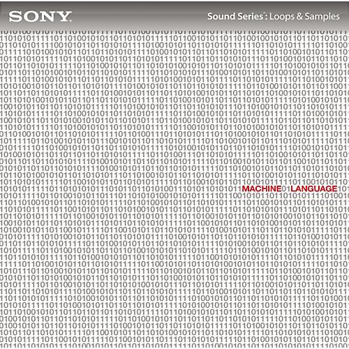 Sony Machine Language Acid Loop CD