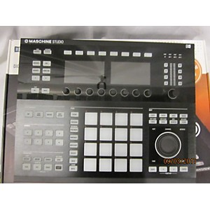 Pre-owned Native Instruments Machine Studio Black Production Controller