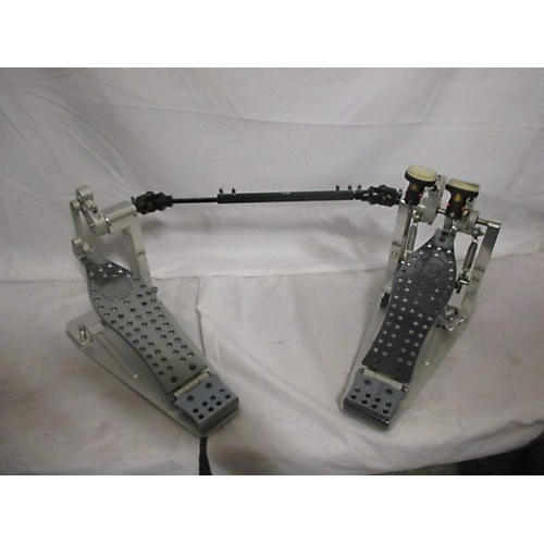 DW Machined Direct Drive Double Double Bass Drum Pedal