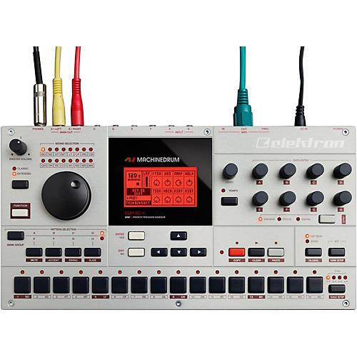 Elektron Machinedrum SPS-1+ MKII Drum Machine-thumbnail
