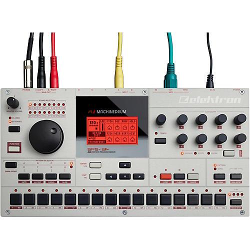Elektron Machinedrum SPS-1UW+ MKII Drum Machine-thumbnail