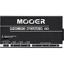 Mooer Macro Power S8 Effects Power Supplies Level 1