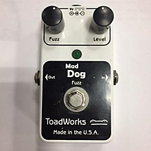 Toadworks Mad Dog Effect Pedal