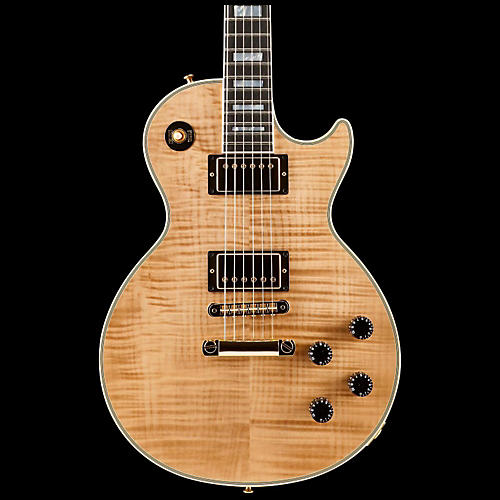 gibson custom made to measure figured les paul custom guitar center. Black Bedroom Furniture Sets. Home Design Ideas