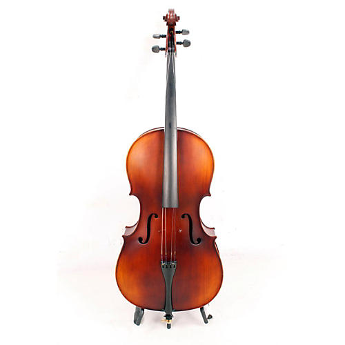 Knilling Maestro Cello Outfit w/ Perfection Pegs 4/4 888365210223