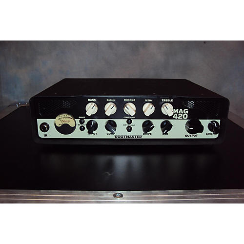 Ashdown Mag 420 Rootmaster Bass Amp Head