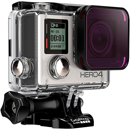 GoPro Magenta Dive Filter (Standard Housing)
