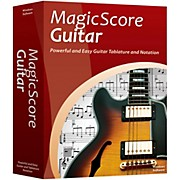 MagicScore Guitar CD-ROM