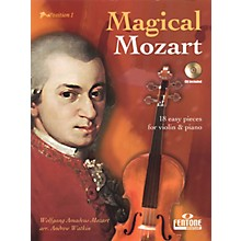 Fentone Magical Mozart Fentone Instrumental Books Series Softcover with CD