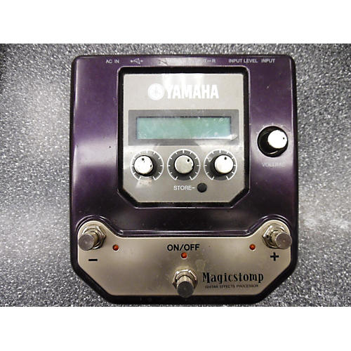 Yamaha Magicstomp Effect Processor-thumbnail