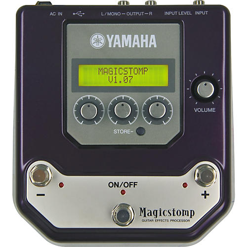 Yamaha Magicstomp Ii Guitar Effects Processor
