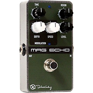 Keeley Magnetic Echo Delay Guitar Effects Pedal