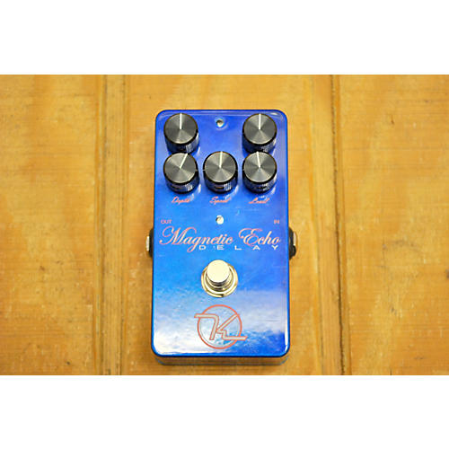 Keeley Magnetic Echo Effect Pedal-thumbnail