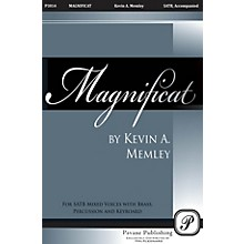 Pavane Magnificat (Brass Orchestra Full Score) Score Composed by Kevin Memley