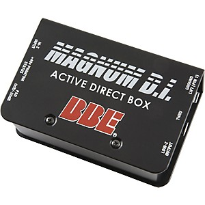 BBE Magnum DI Direct Box by BBE