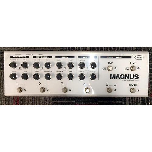 T-Rex Engineering Magnus Boutique Effect Processor-thumbnail
