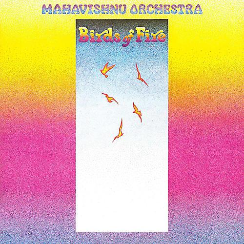 RED Mahavishnu Orchestra - Birds of Fire LP