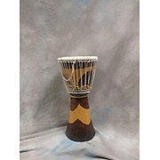 Overseas Connection Mahogany 9 Inch Djembe