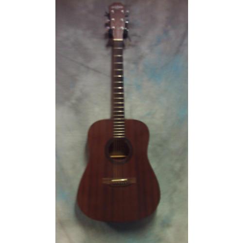 Carlo Robelli Mahogany Body Acoustic Guitar-thumbnail