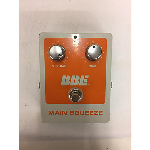 BBE Main Squeeze Effect Pedal-thumbnail