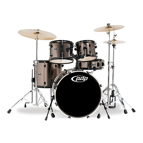 PDP by DW Mainstage 5-piece Drum Set with Sabian Cymbals