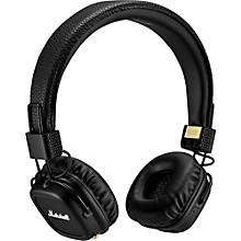 Marshall Major II Bluetooth Headphones Level 1 Black